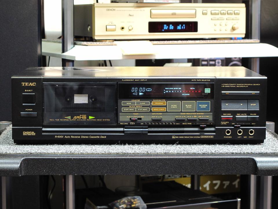 R-606X TEAC 画像