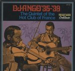 DJANGO '35-'39/THE QUINTET OF THE HOT CLUB OF FRANCE
