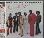 LIVE IT UP/THE ISLEY BROTHERS