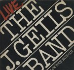 BLOW YOUR FACE OUT THE J.GEILS BAND LIVE
