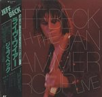 WITH THE JAN HAMMER GROUP LIVE/JEFF BECK
