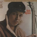 「TALKING NEW YORK」「FREIGHT TRAIN BLUES」「SONG TO WOODY」「THE HOUSE OF THE RISING SUN」/BOB DYLAN