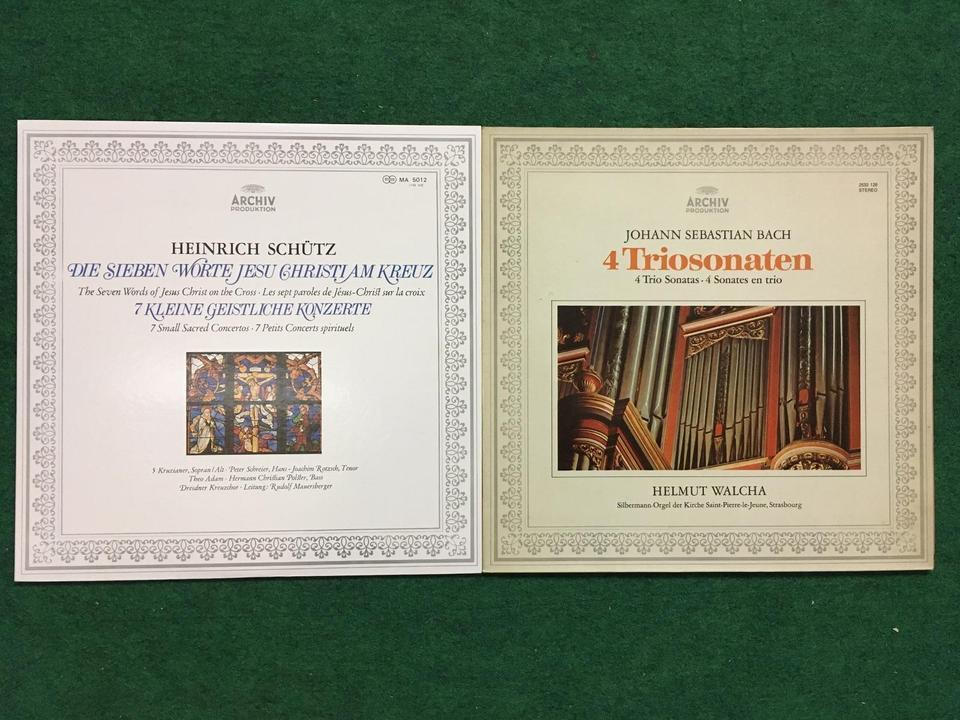 クラシック ARCHIV10枚セット  画像