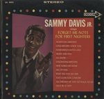 SAMMY DAVIS JR. SINGS FORGET-ME-NOTS FOR FIRST NIGHTERS