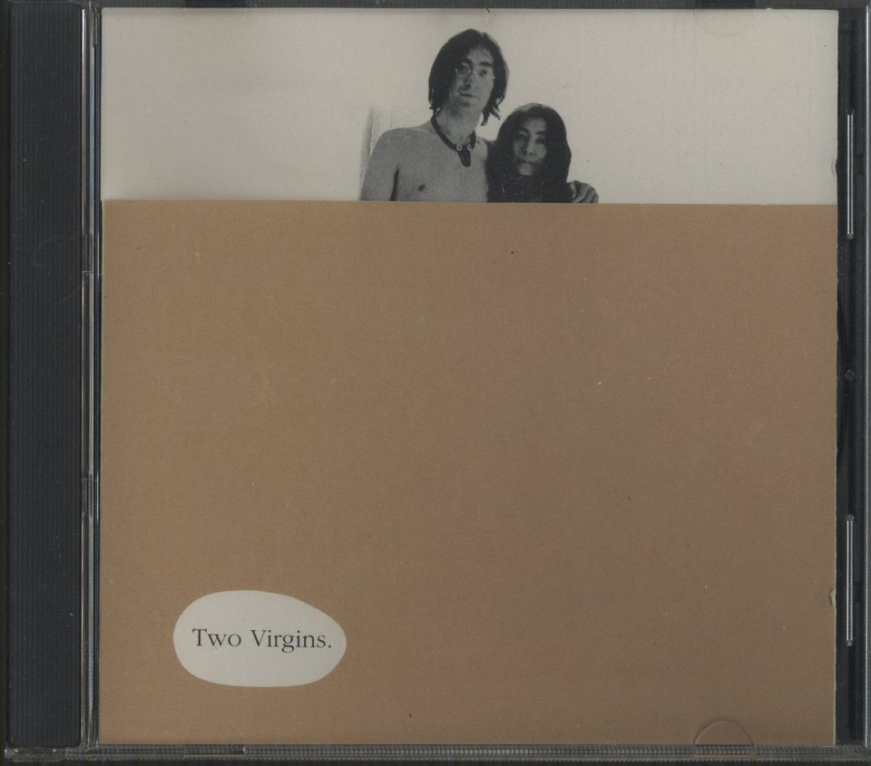 TWO VIRGINS/YOKO ONO/JOHN LENNON 画像