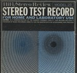 STEREO TEST RECORD