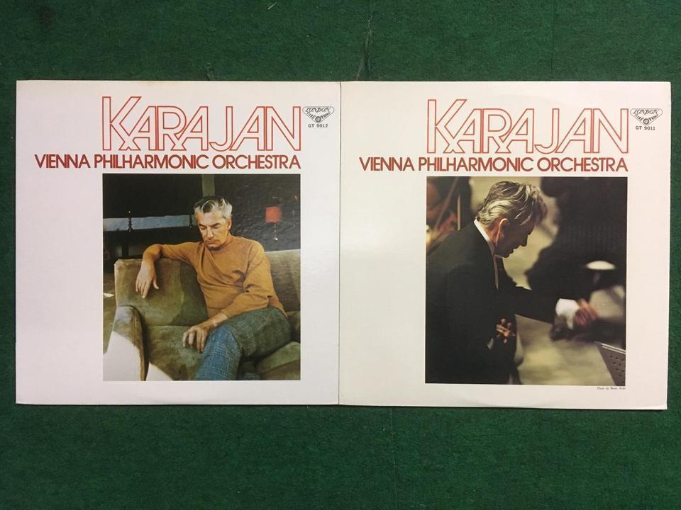 ヘルベルト・フォン・カラヤン18枚セット  画像