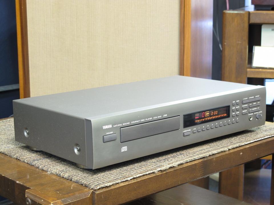 CDX-640 YAMAHA 画像