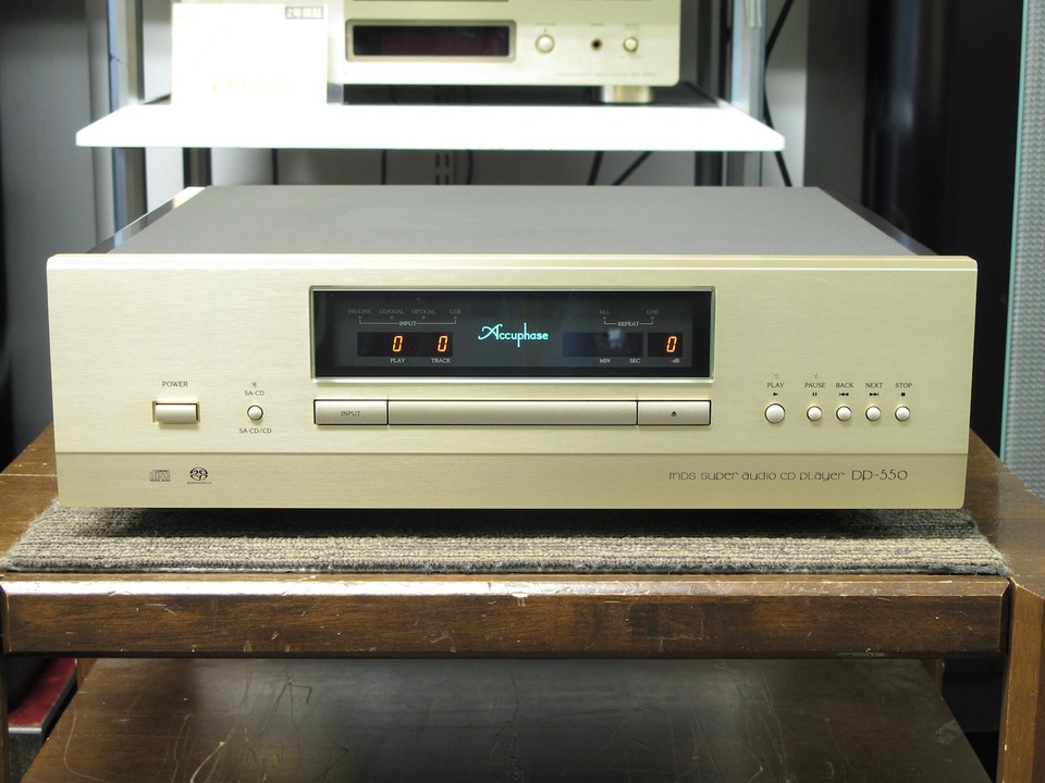 Accuphase DP-550の買取価格 相場以上でオーディオ買取|名古屋|秋葉原|大阪|日本橋|福岡|東京 画像a
