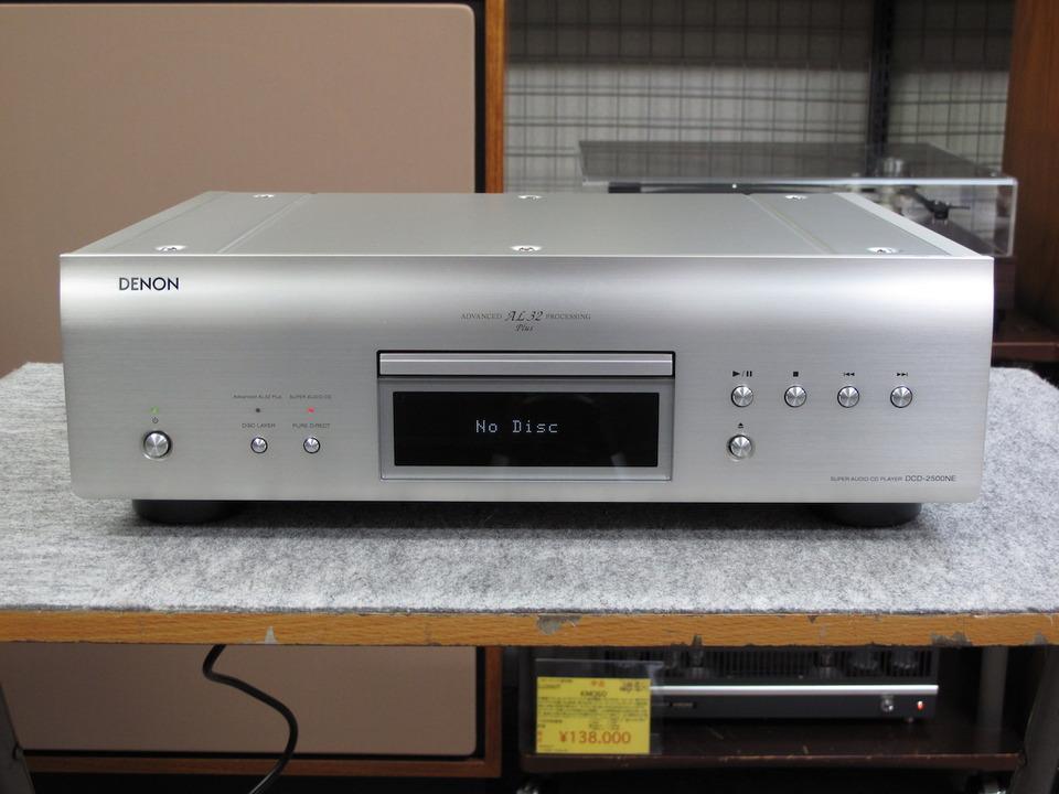 DCD-2500NE DENON 画像