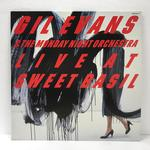 GIL EVANS &THE MONDAY NIGHT ORCHESTRA LIVE AT SWEET BASIL