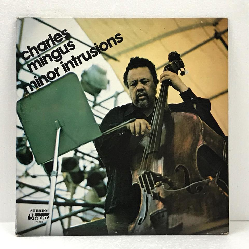 MINOR INTRUSIONS/CHARLES MINGUS CHARLES MINGUS 画像