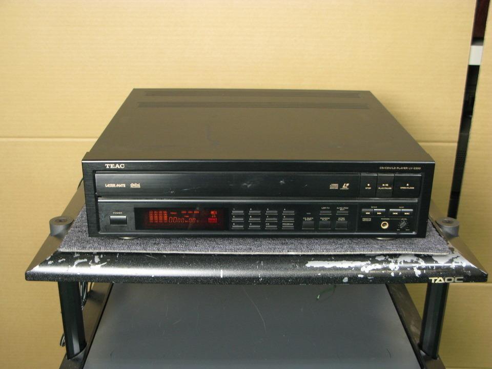 LV-2300 TEAC 画像