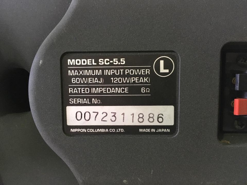 SC-5.5 DENON 画像