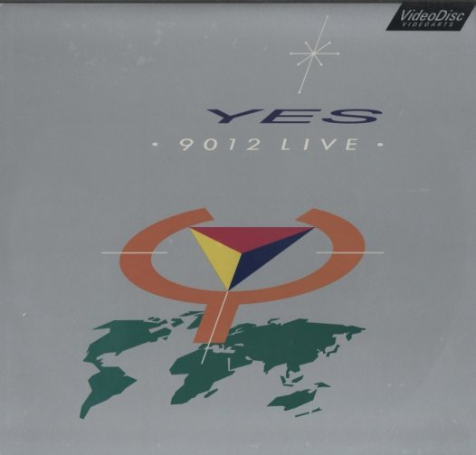 9012 LIVE/YES YES 画像