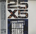 ROLLING 63-89/ROLLING STONES