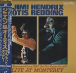 LIVE AT MONTEREY/JIMI HENDRIX,OTIS REDDING