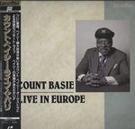 COUNT BASIE LIVE IN EUROPE