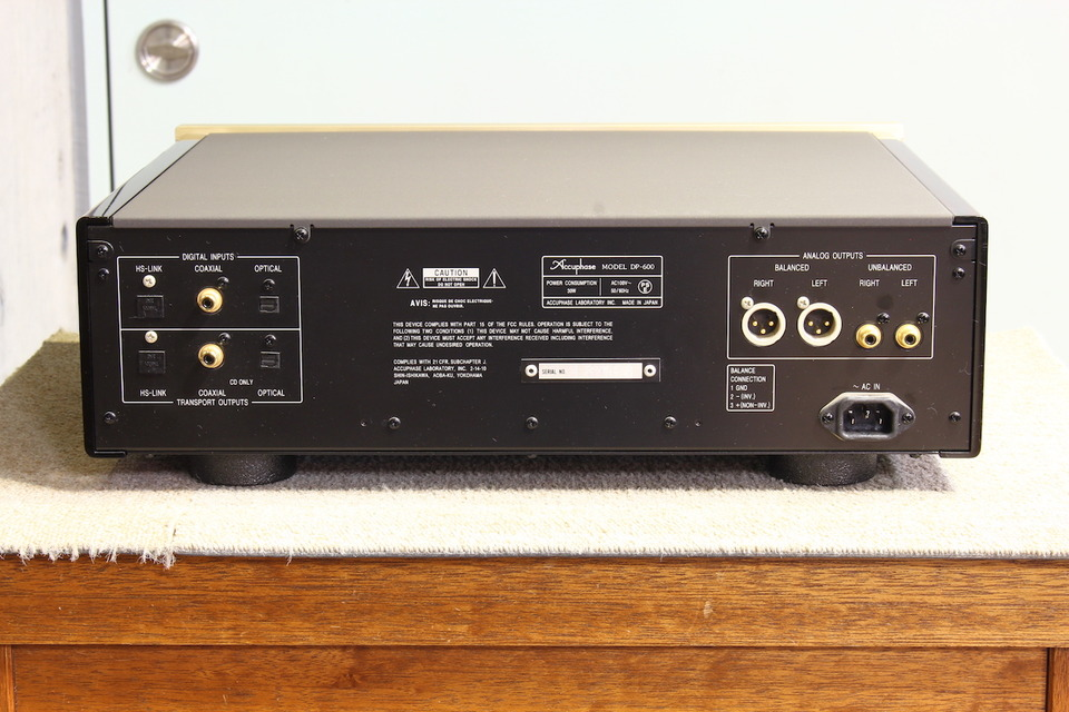 DP-600 Accuphase