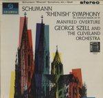 シューマン:交響曲第3番「ライン」、「マンフレッド」序曲