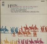 ハイドン:交響曲第100番「軍隊」、第102番