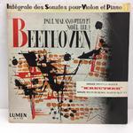 ベートーヴェン:ヴァイオリン・ソナタ第9番「クロイツェル」、第3番
