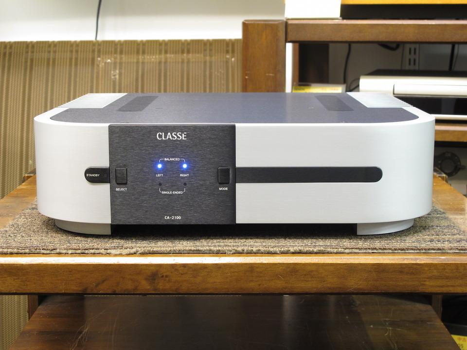 Classe ca2100 amplifier for California 2100 amp