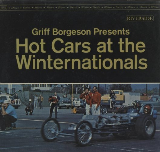 HOT CARS AT THE WINTERNATIONALS/GRIFF BORGESON GRIFF BORGESON 画像