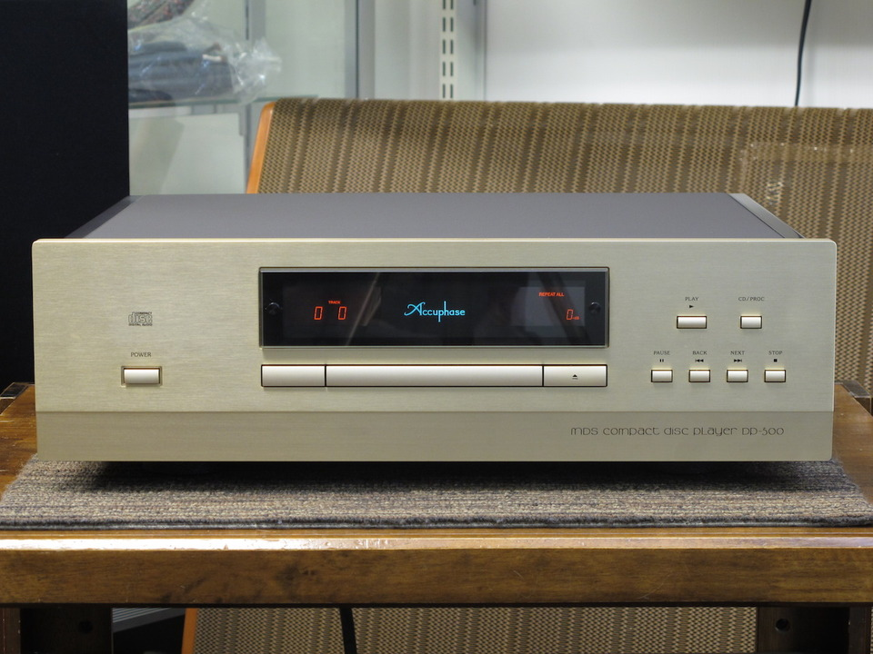 Accuphase DP-500の買取価格 相場以上でオーディオ買取|名古屋|秋葉原|大阪|日本橋|福岡|東京 画像a