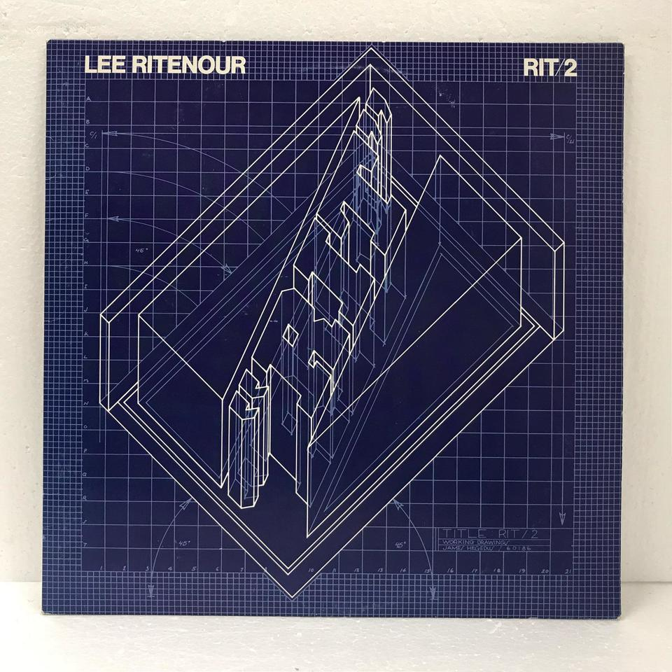 RIT/2/LEE RITENOUR LEE RITENOUR 画像