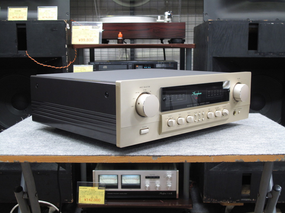 C-2000 Accuphase 画像