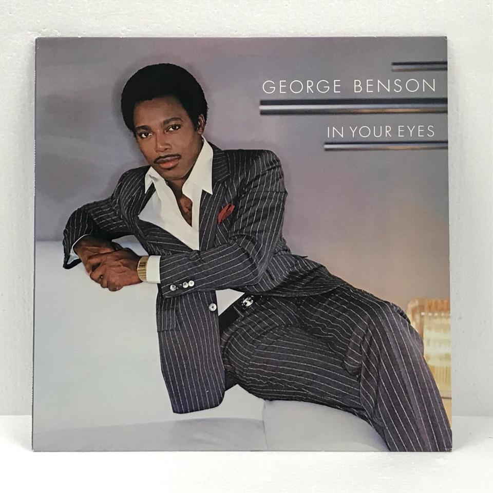 IN YOUR EYES/GEORGE BENSON GEORGE BENSON 画像