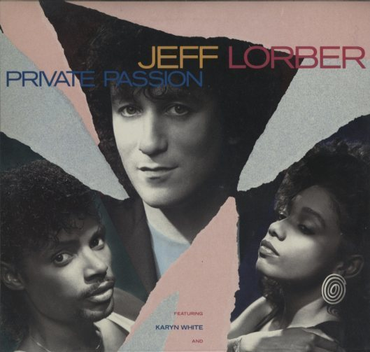 PRIVATE PASSION/JEFF LORBER JEFF LORBER 画像