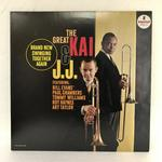 BRAND NEW SWINGING TOGETHER AGAIN/THE GREAT KAI & J.J.