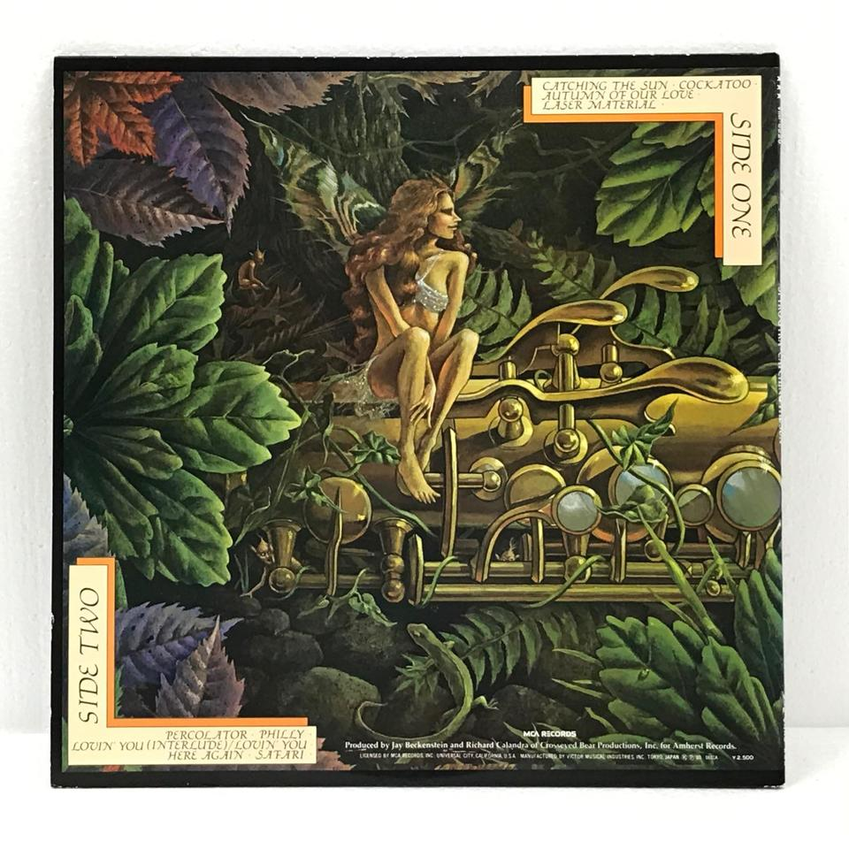 CATCHING THE SUN/SPYRO GYRA SPYRO GYRA 画像