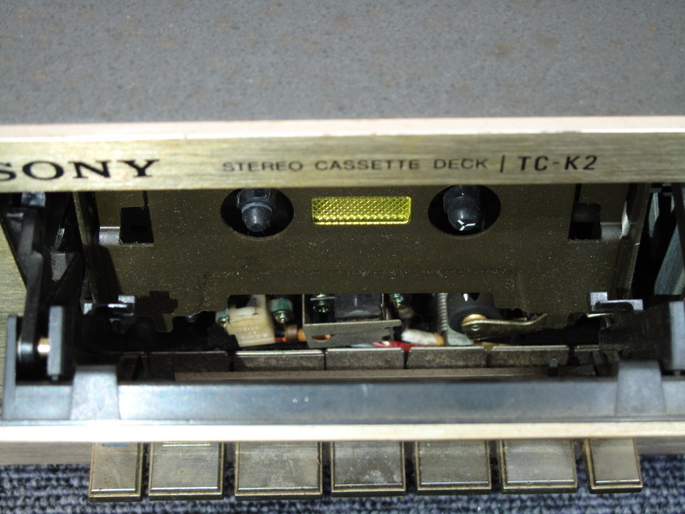 TC-K2 SONY 画像
