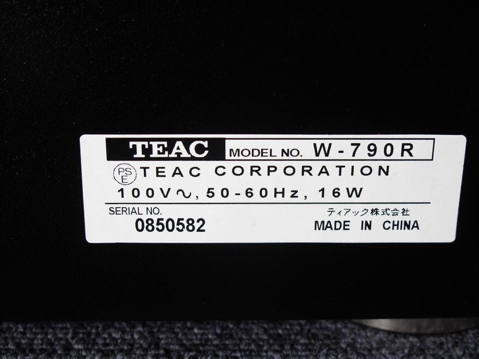 W-790R TEAC 画像