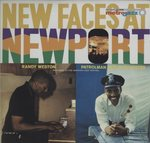 NEW FACES AT NEWPORT/THE RANDY WESTON TRIO AND THE LEM WINCHESTER QUARTET