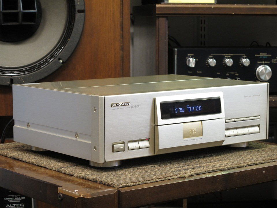 PD-T07S PIONEER 画像