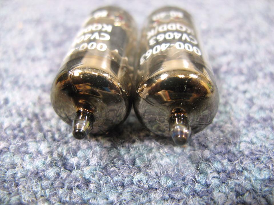 CV4063 VALVE ELECTRONIC 画像