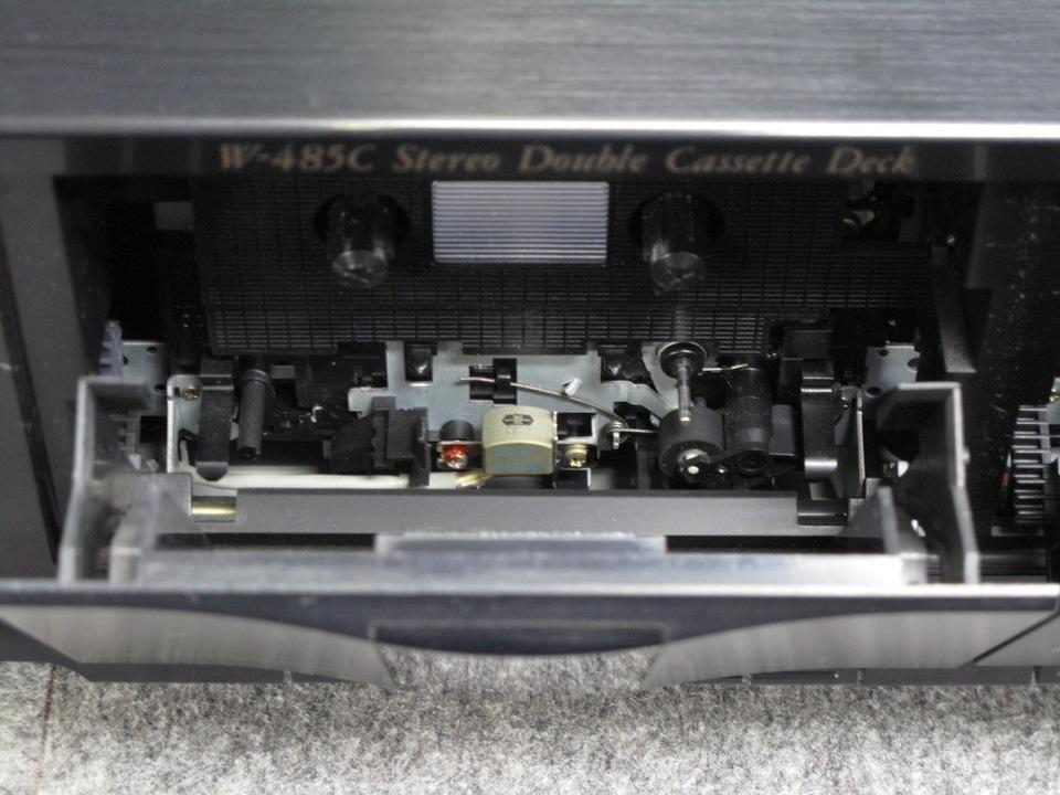 W-485C TEAC 画像