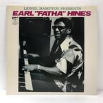"LIONEL HAMPTON PRESENTS EARL ""FATHA"" HINES"