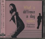 WHAT A DIFF'RENCE A DAY MAKES/中野幸代