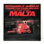 SCRAMBLE AVENUE-THEME FOR CABIN RACING-(EXTENDED VERSION)/MALTA