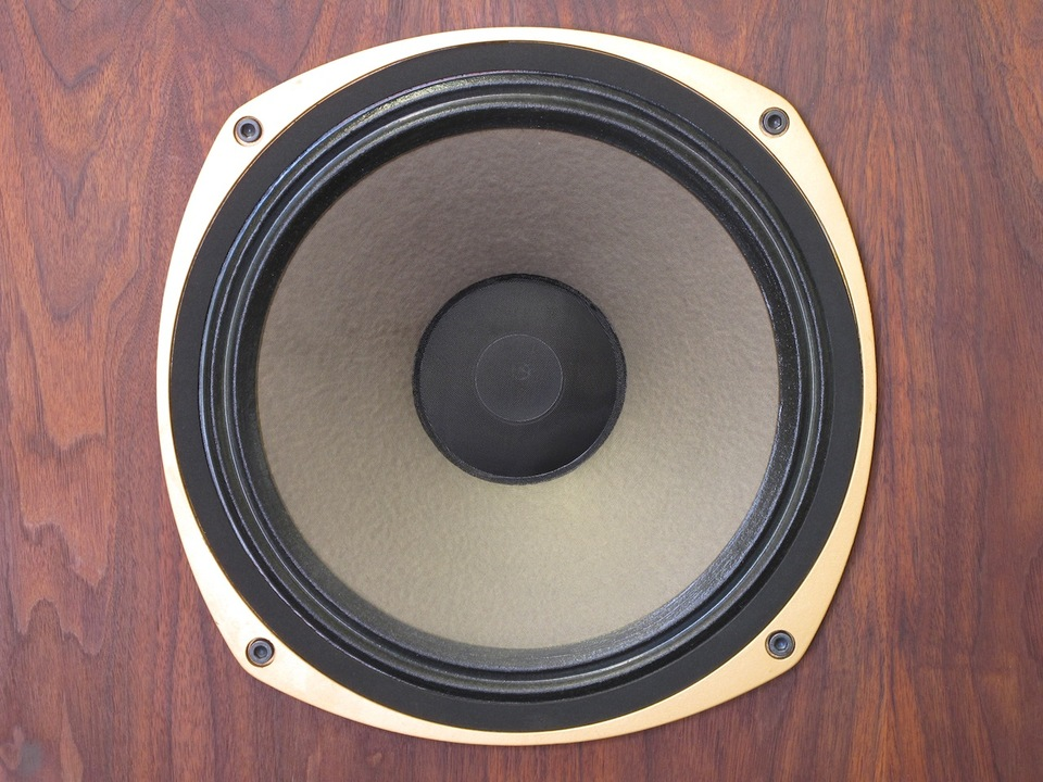 Super Red Monitor TANNOY 画像