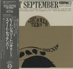 SWEET SEPTEMBER/THE PETE JOLLY TRIO AND FRIENDS