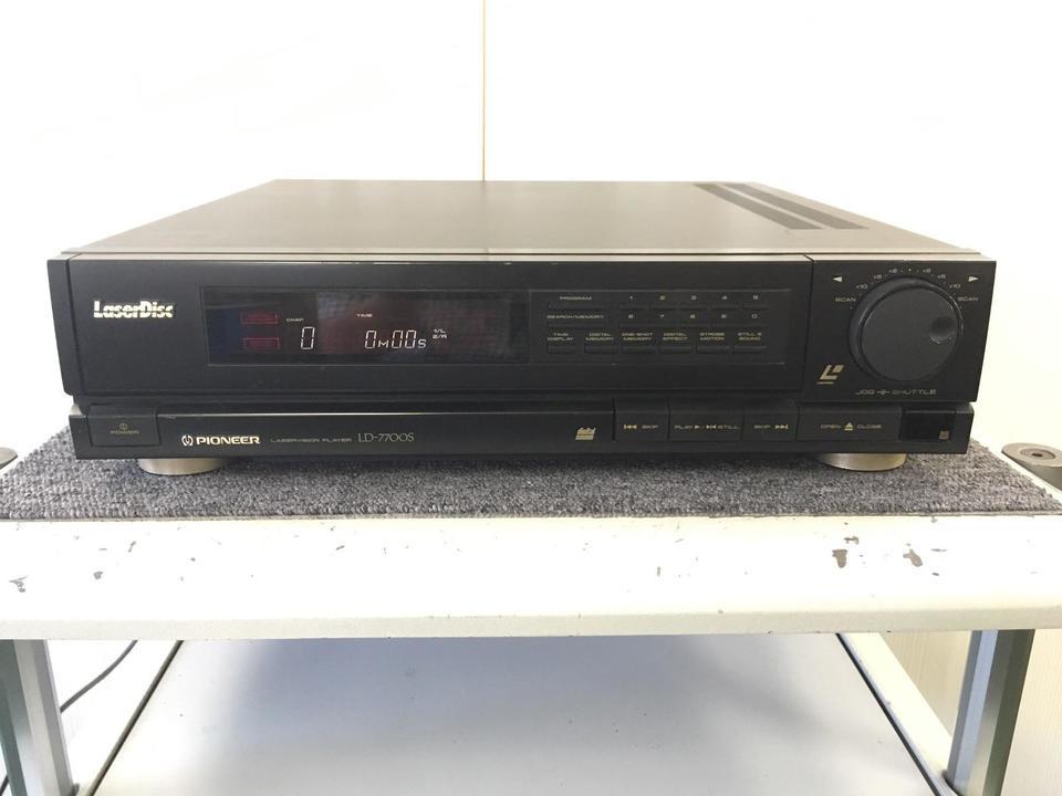 LD-7700S PIONEER 画像