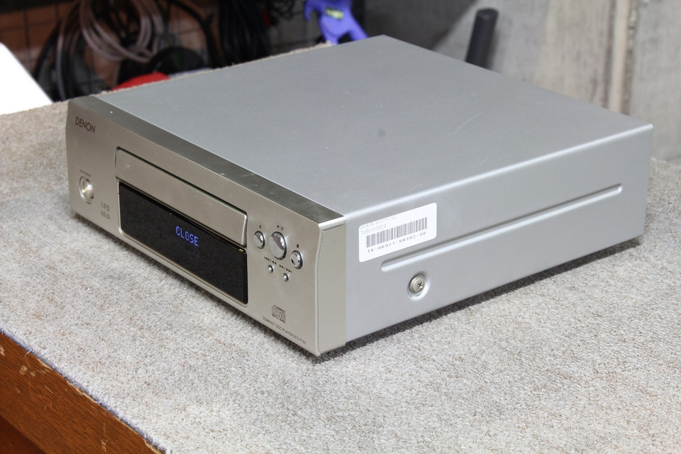 DCD-F102 DENON 画像