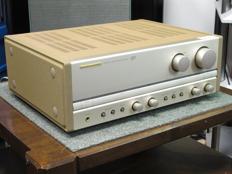 PM-80a marantz 画像