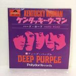 「KENTUCKY WOMAN」「HARD ROAD」/DEEP PURPLE